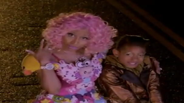 Must-See: Willow Smith's 'Fireball' Video ft. Nicki Minaj