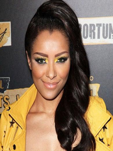 2011: Celebs Rock Dramatic, Colorful Eyes