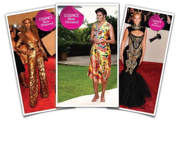 Celeb Style: ESSENCE.com's 2011 Best-Dressed List