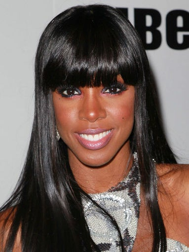 Kelly Rowland Wants 'Movie Kiss' This New Year's Eve