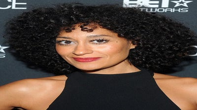 Tracee Ellis Ross Dishes on Her Beauty Routine & Coveted Curls