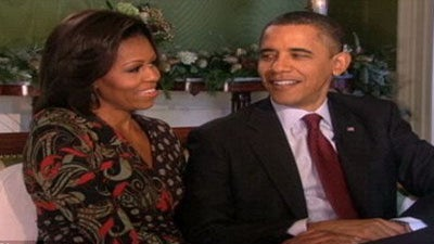 President Obama, First Lady Open Up in '20/20′ Holiday Special