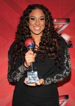 Melanie Amaro Crowned First Winner of 'X Factor' USA