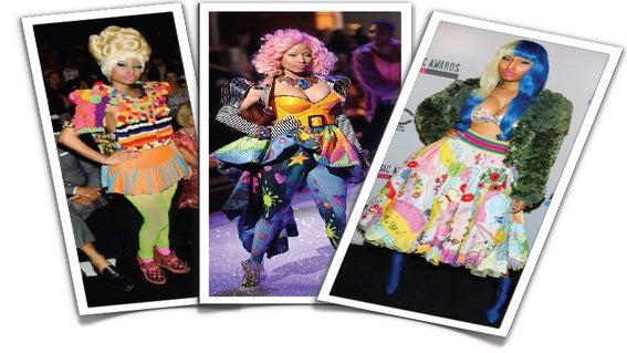 2011: The Year of Nicki Minaj