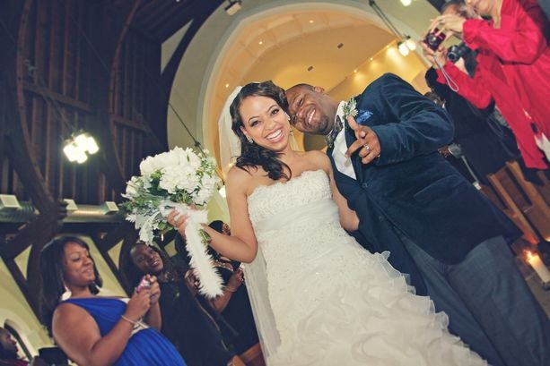 Bridal Bliss: Our 11 Favorite Weddings of 2011