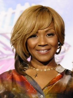 Erica Campbell's Baby Anxious to Make an Appearance