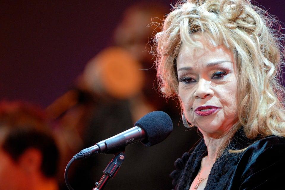 Update: Etta James Placed Under Sedation