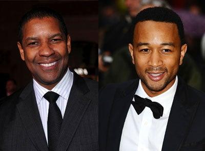 Happy Birthday, Denzel Washington and John Legend