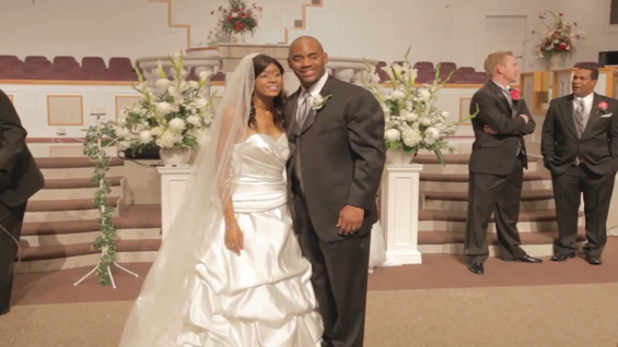 Former NFL Player Chris Draft Loses Wife to Cancer After a Month of Marriage