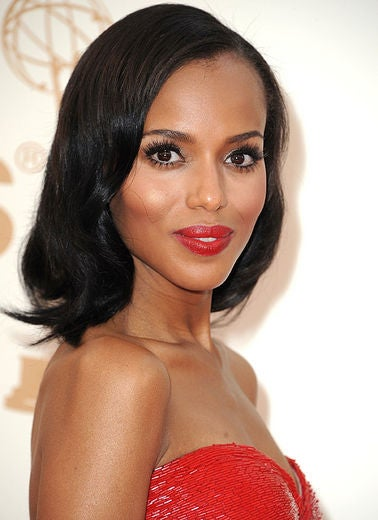 Celeb Beauty: Kerry Washington's Makeup Evolution