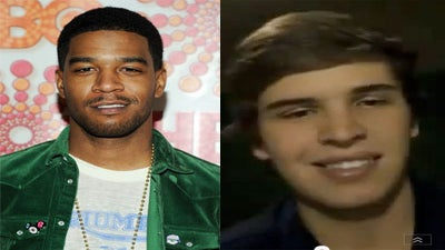 Kid Cudi Brought to Tears over Breedlove's Death