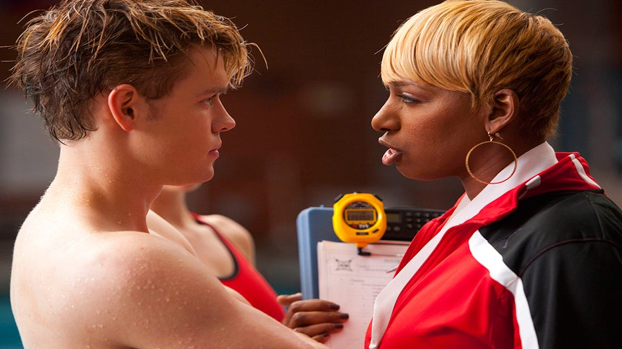 First Look at NeNe Leakes on 'Glee'