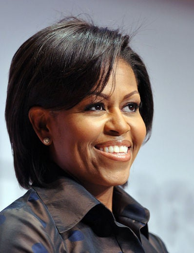 Michelle Obama Joins Twitter to Help 2012 Campaign
