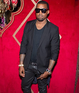 Kanye West Launches 70 Tweet Rant Last Night