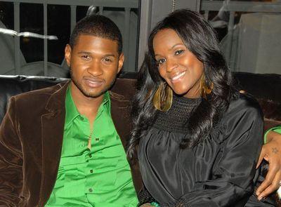 Usher Files Response in Custody Battle