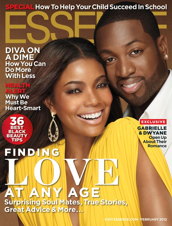 Gabrielle Union and Dwyane Wade Cover the February Issue of ESSENCE