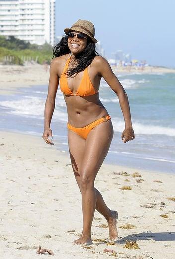 Fun in the Sun: Stars Celebrate Holidays at the Beach