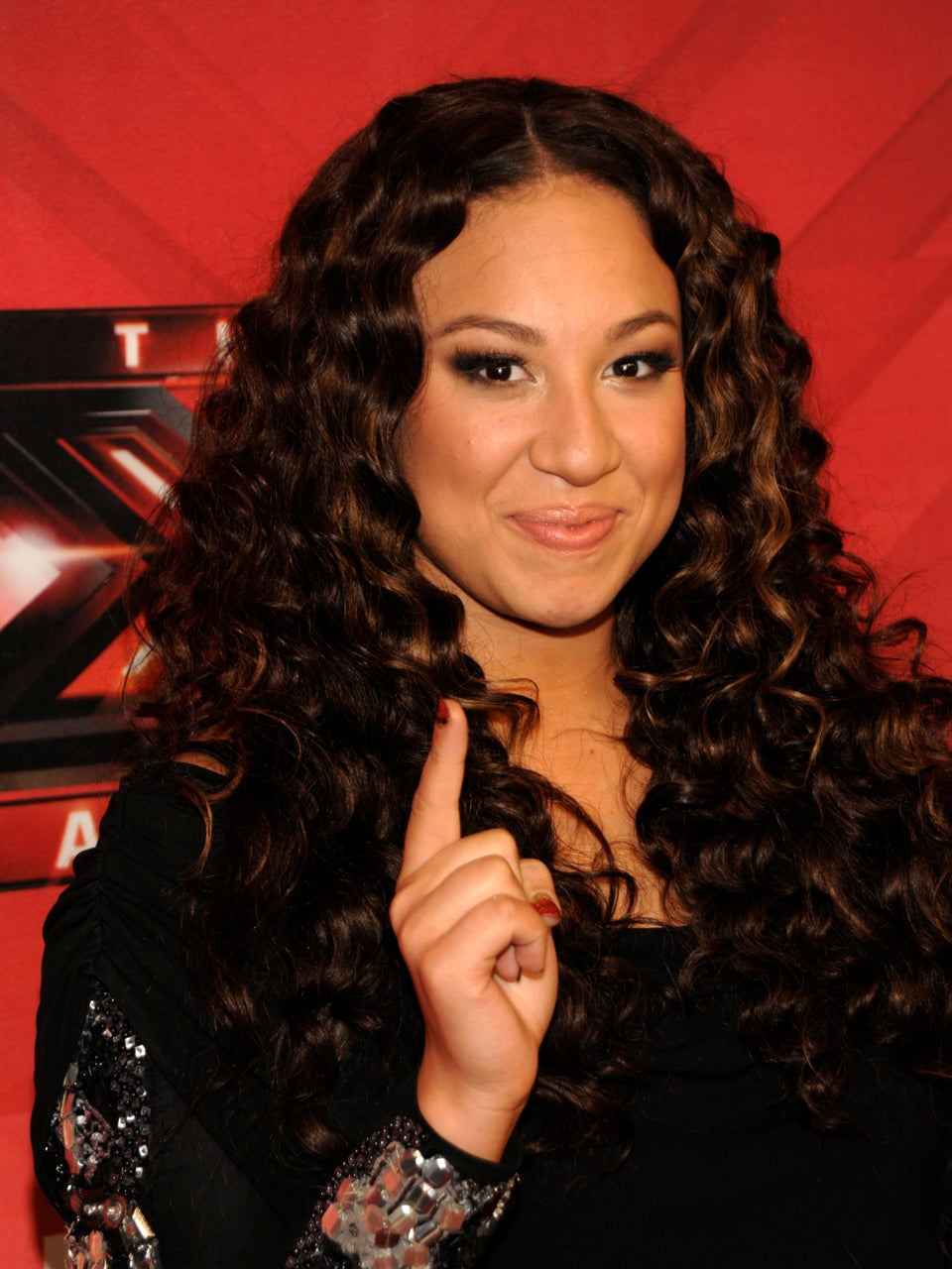 'X-Factor' Winner Melanie Amaro Signs with Epic Records