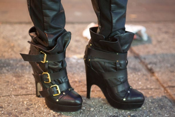Accessories Street Style: Ankle Boots