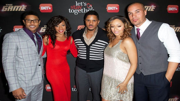 Live from the Premiere of BET's 'The Game'