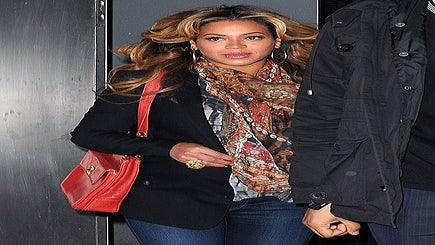 Beyonce Says She Delivered Blue Ivy Naturally