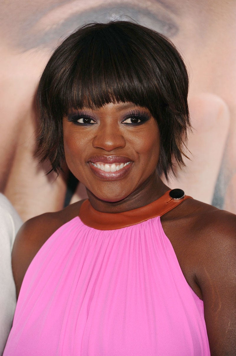 Exclusive: Viola Davis on Oscar Nominations, Dishes Baby Advice for Beyonce