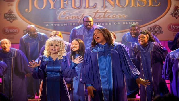 Exclusive First Listen: Queen Latifah, Dolly Parton Sing on 'Joyful Noise' Soundtrack