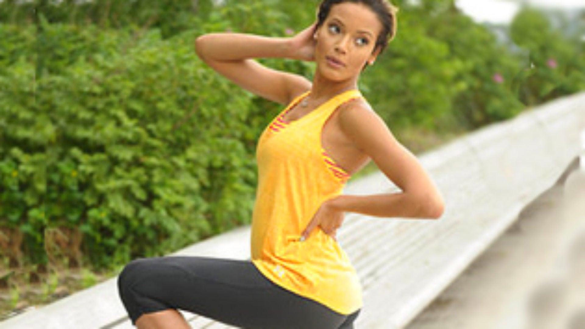 Celeb Style: Workout Wear