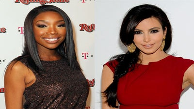 Brandy: 'I'll Always Love Kim Kardashian'
