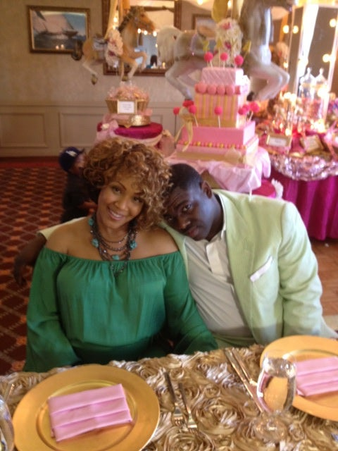 Coffee Talk: Mary Mary's Erica Campbell Will Name Her Baby Zaya Monique