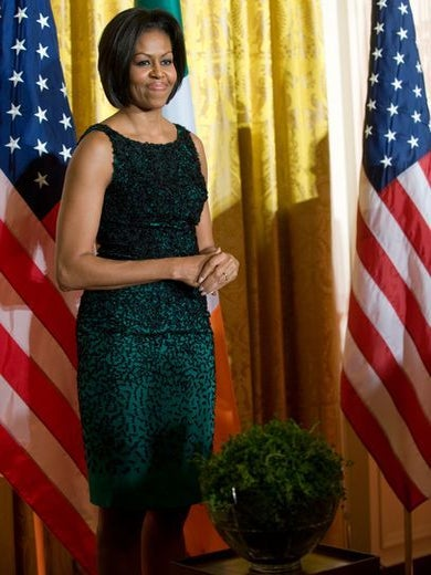 Michelle Obama: Not Some 'Angry Black Woman'