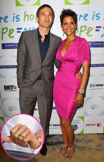 Real Talk: Is Halle Berry Engaged or Not?