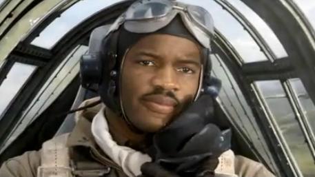 Must-See: Sneak Peek of 'Red Tails' Starring Terrence Howard, Ne-Yo