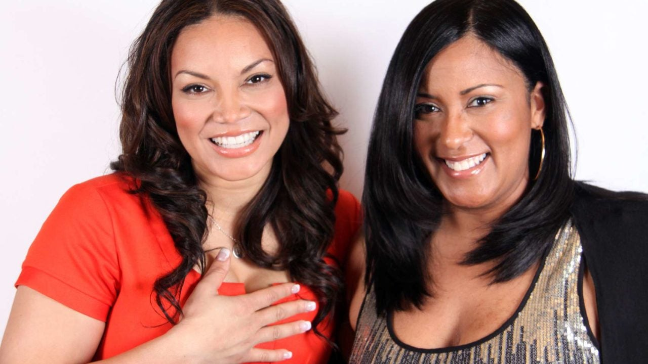 Best Friends and Business Partners Egypt Sherrod and Amber Noble-Garland on Friendship and Motherhood