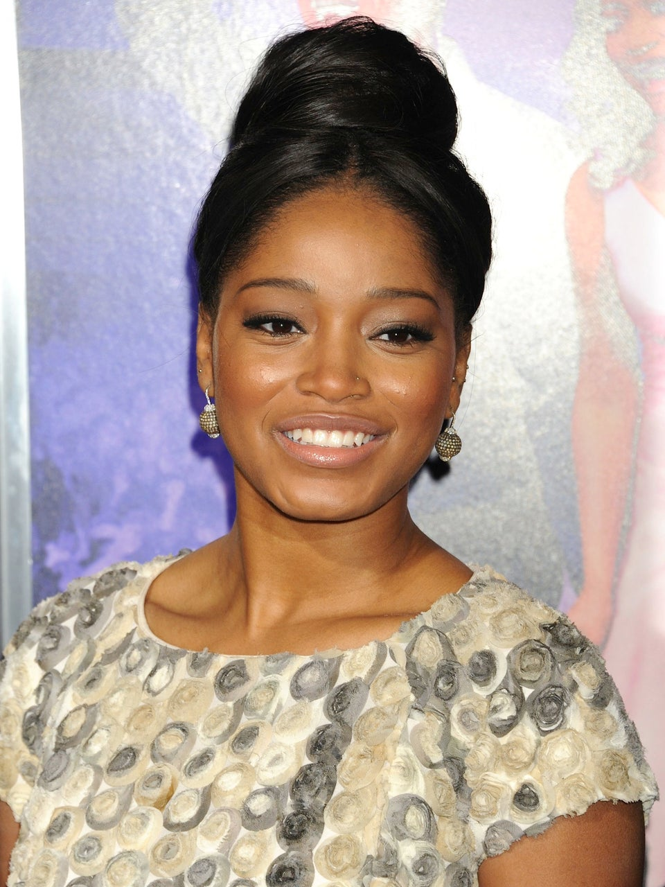 KeKe Palmer on Her First 'Adult Kiss' in 'Joyful Noise'