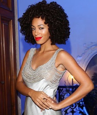 Solange Knowles Dishes on Her Secrets to Success and New Beau