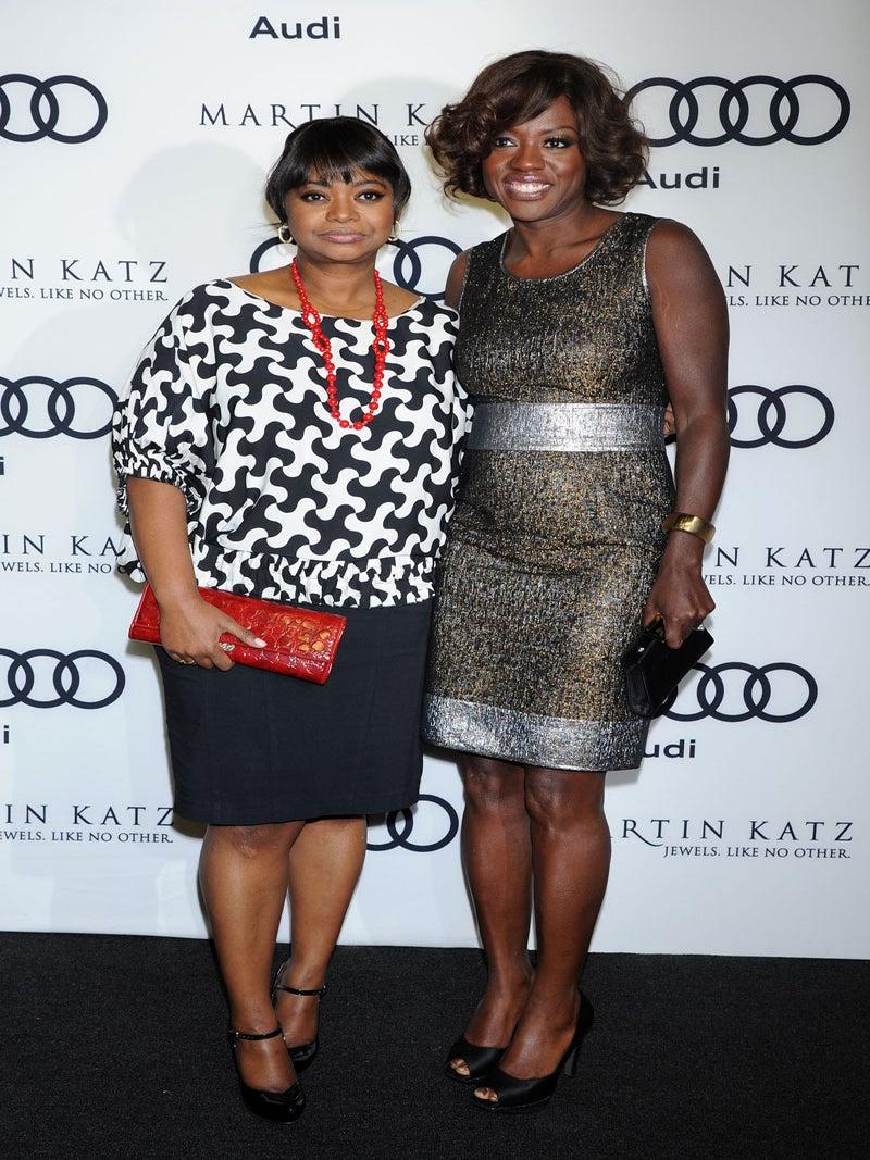 Viola Davis and Octavia Spencer Win Critics' Choice Movie Awards
