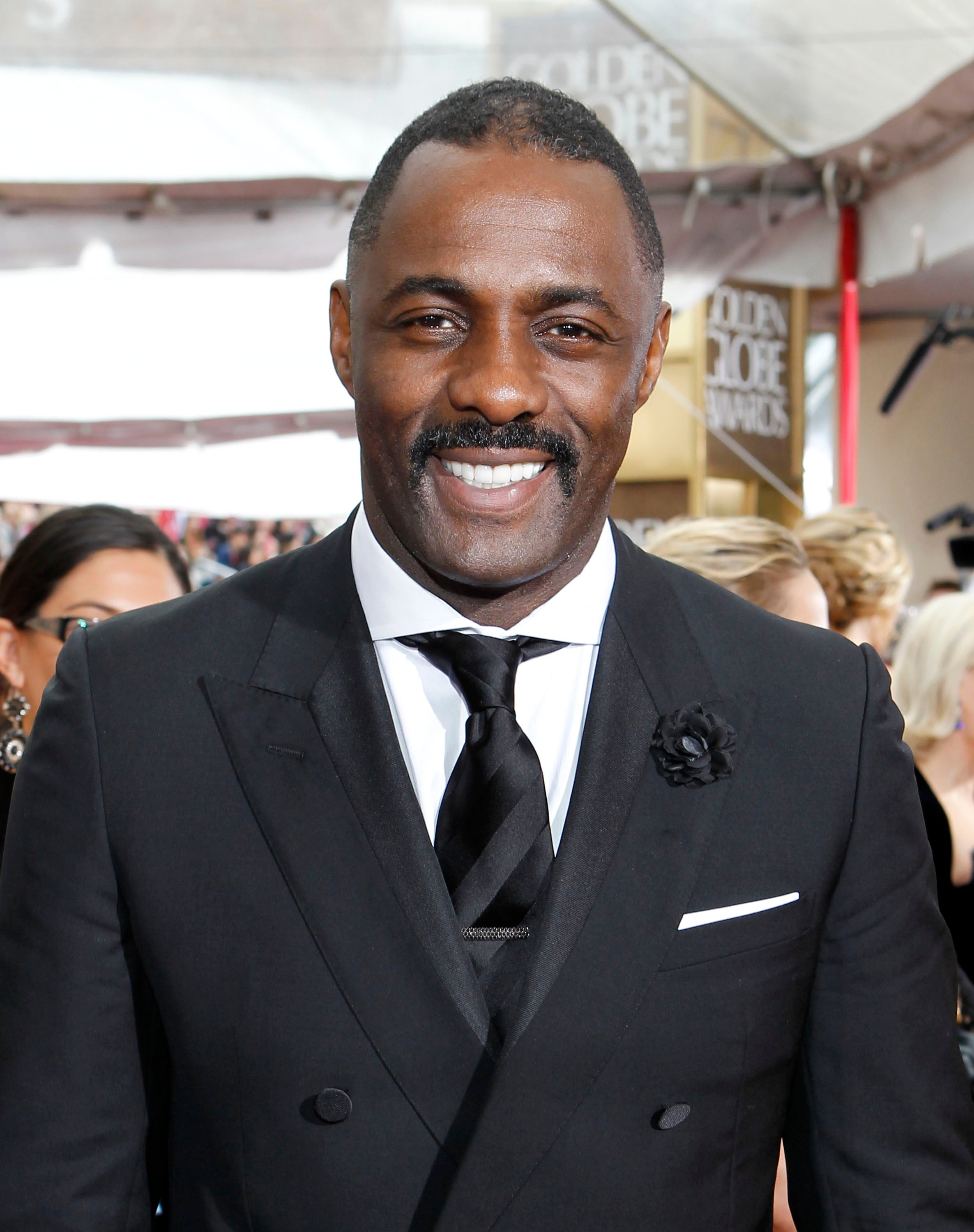 Coffee Talk: Idris Elba Officially Confirmed to Play Nelson Mandela in a Biopic