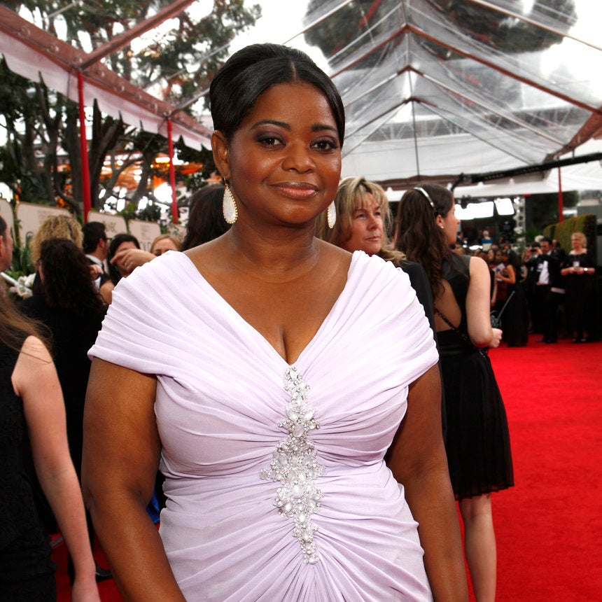 Octavia Spencer Wins Golden Globe for Best Supporting Actress