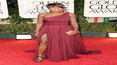Live from the 2012 Golden Globe Awards