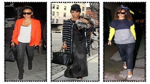 Celeb Style: Look for Less