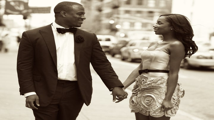 DJ KISS and DJ M.O.S. Dish On Their First Year of Marriage