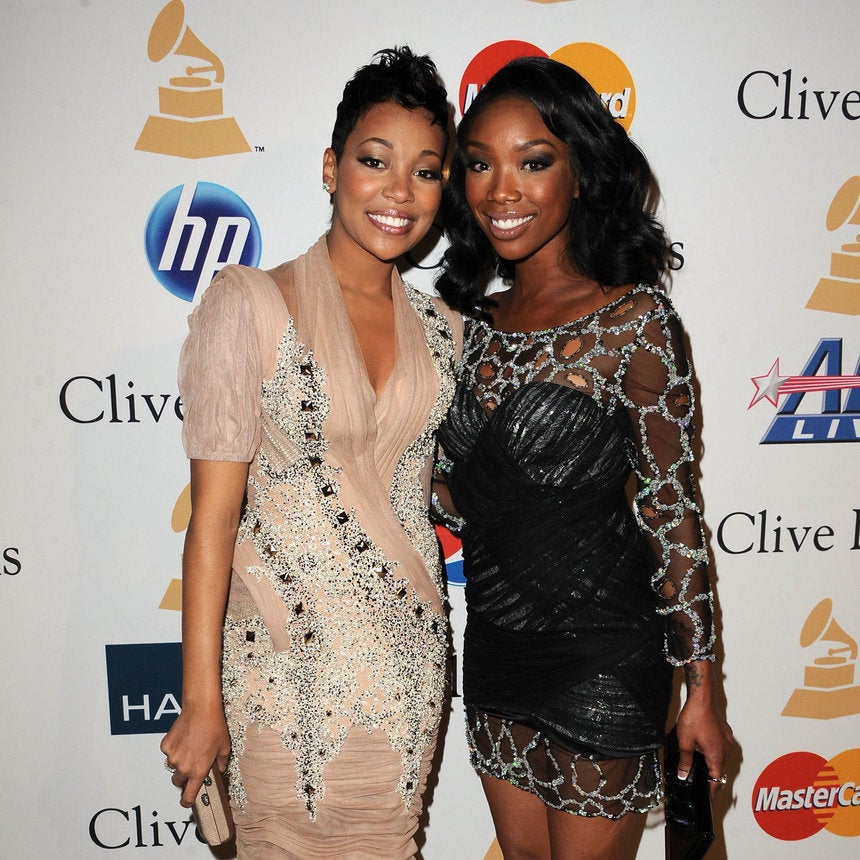 Must-See: Watch Monica and Brandy Record 'It All Belongs to Me'