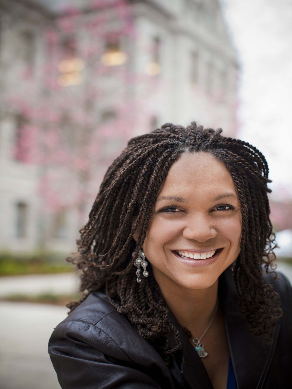 5 Questions with Melissa Harris-Perry on Her New MSNBC Talk Show