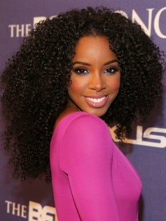 Look of the Day: Kelly Rowland's Stunning Spirals