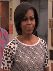 Must-See: Michelle Obama Makes Acting Debut on 'iCarly'