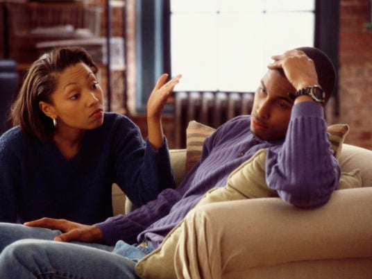 There's A Scientific Reason Why Men Never Admit They're Wrong