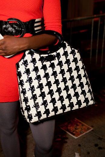 Accessories Street Style: Pattern Crush