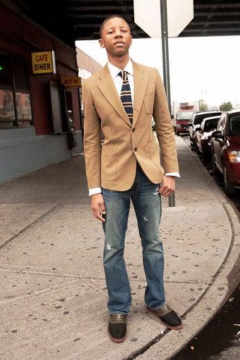 Street Style: Suit Dreams