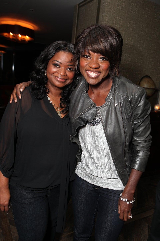 Viola Davis and Octavia Spencer Nominated for Oscars